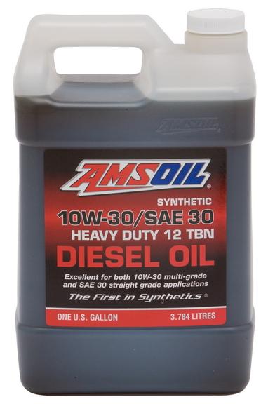 Heavy Duty Diesel 10W-30