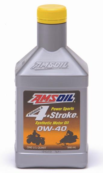 Formula 4 Stroke Atv Synthetic 0w 40 Motor Oil
