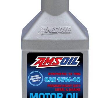 15W-40 synthetic diesel motot oil