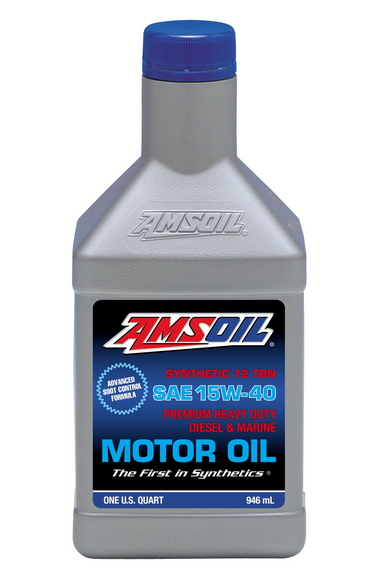 15W-40 synthetic diesel motot oil
