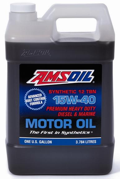 15W-40 CI4 High Zinc, High detergent diesel oil