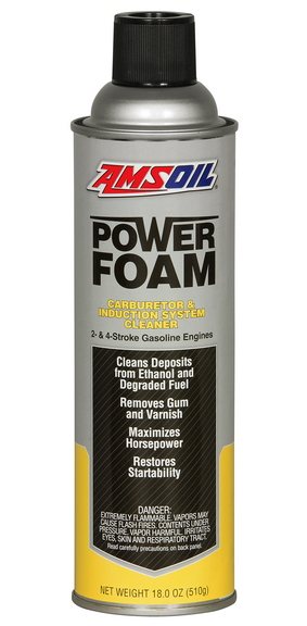 AMSOIL Power Foam