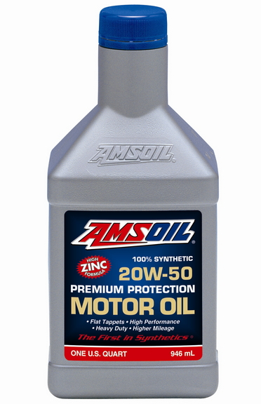 Premium Protection 20w 50 Synthetic Motor Oil