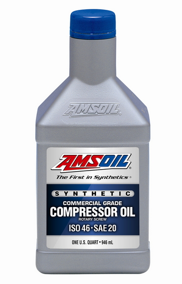 AMSOIL PCI Synthetic Compressor Oil ISO 46 SAE 20