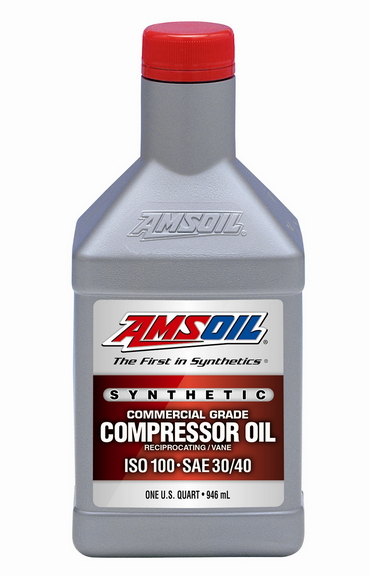 AMSOIL PCK ISO 100 - SAE 30/40 Synthetic Compressor Oil