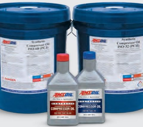 AMSOIL PC Series Compressor Oils