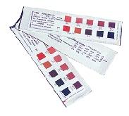 Antifreeze Test Strips for propylene glycol