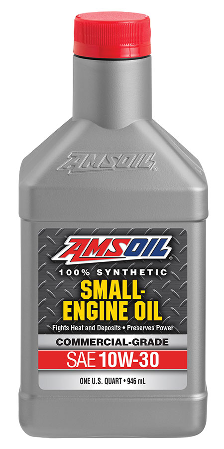 SAE 30 commercial motor oil