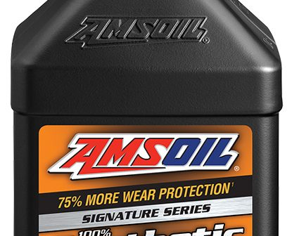 Amsoil signature Series 0W-40