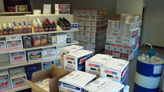 AMSOIL dealer private inventory