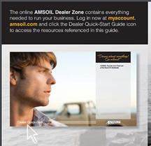 start your AMSOIL dealership right!