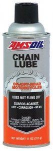 AMSOIL Motorcycle Chain Spray
