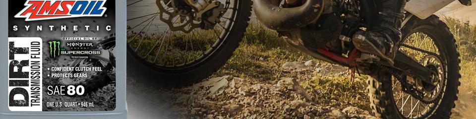 Dirt Bike Tranny oil