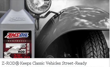 Amsoil's High Zinc oil solutions. No additives needed