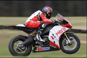 Eric Buell team Road Atlanta