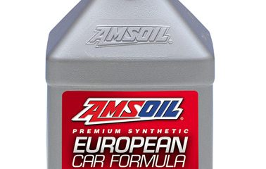 AMSOIL European Car Formula 5W-40 Synthetic Motor Oil