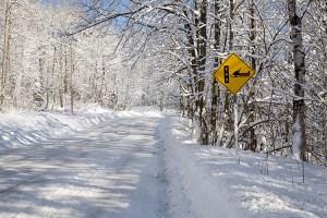 sledding trail minnesota