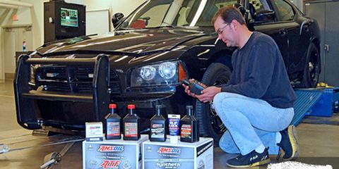 2006 Dodge Police Charger dyno test