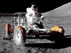 lunar EV vehicle