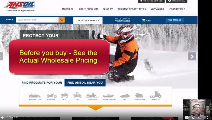 Buy Amsoil At Cost