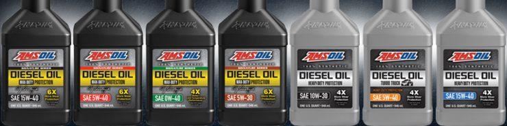 Signature Series Diesel Upgrades