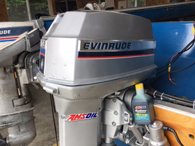 Old Evinrude still going strong around the nation