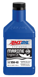 Synthetic Marine 4-stroke 10W-40