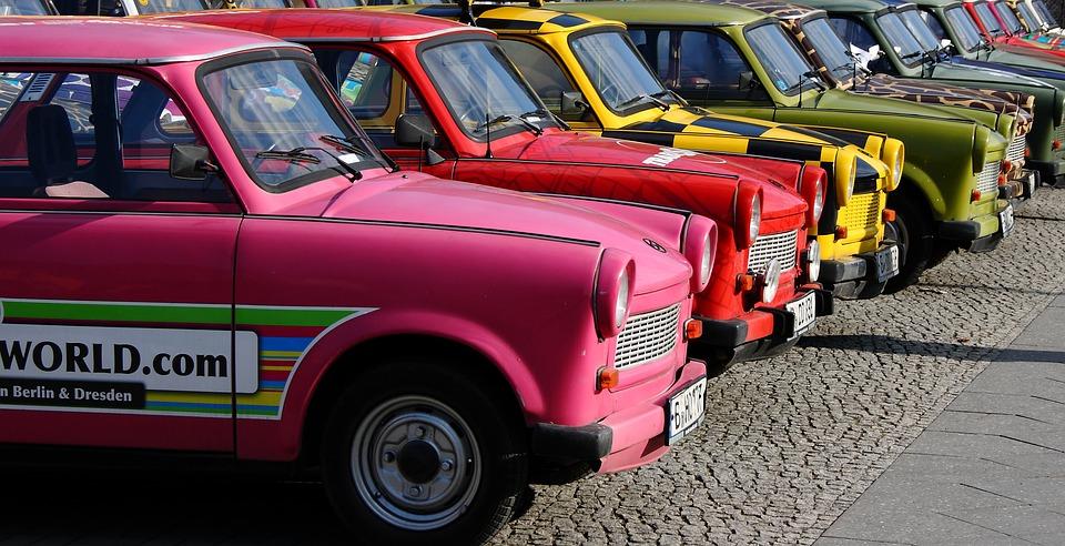 Trabant - fine European Car