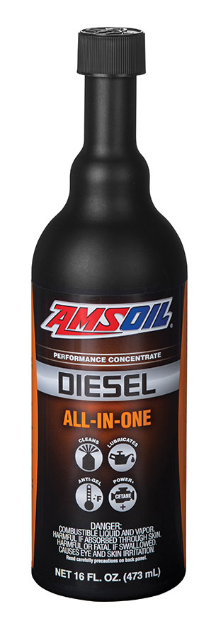 all in one diesel fuel additive