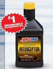 AMSOIL INTERCEPTOR® Synthetic 2-Stroke Oil (AIT)