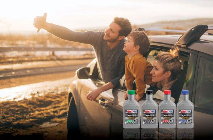 Oil lovin family