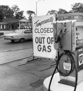 Gas lines of the 70's