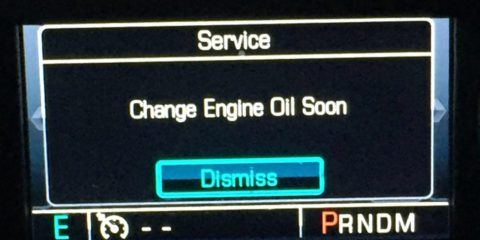 Oil Life Monitor