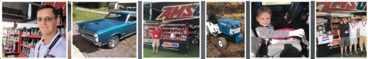 Jerry Mikielski, Jr., an AMSOIL Dealer