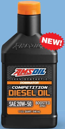 Competition diesel oil