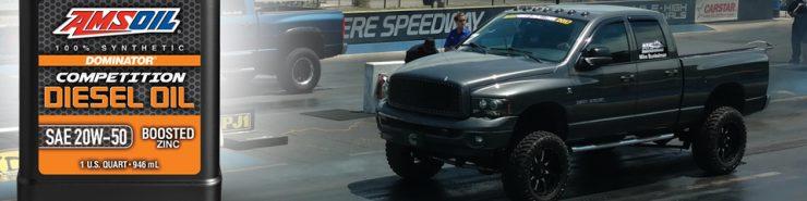 Diesel Challenge Winner