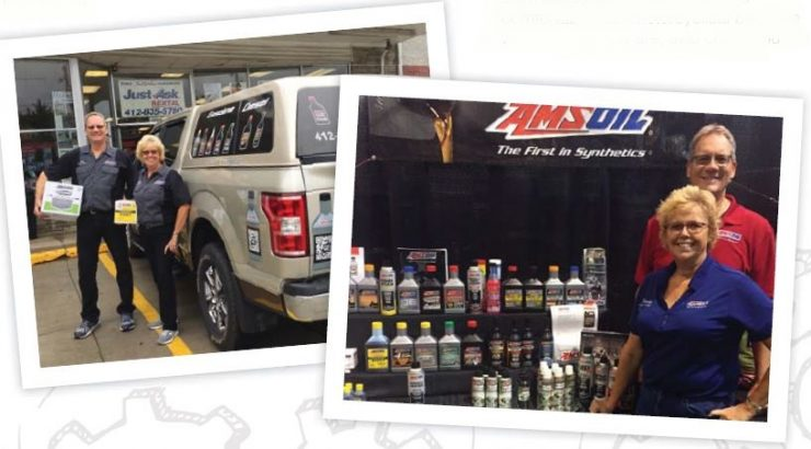 Become a AMSOIL dealer