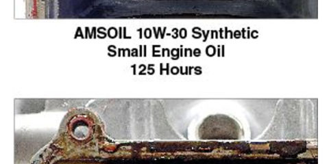 small engine cleanliness