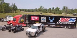 AMSOIL and Scheuring