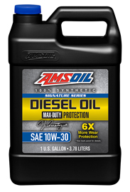DTT1G, Signature Series Max-Duty Synthetic Diesel Oil 10W-30