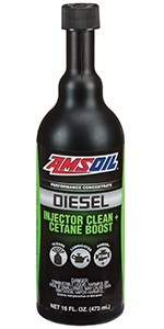 cetane boost mixed with lubricant