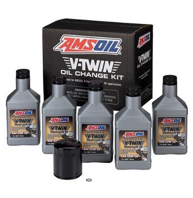 V-Twin Oil Change Kit (HDMB)
