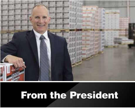 President and Force behind AMSOIL's growth